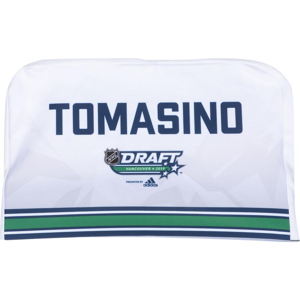 Philip Tomasino Nashville Predators 2019 NHL Draft Seat Cover - Second set (Not Used)