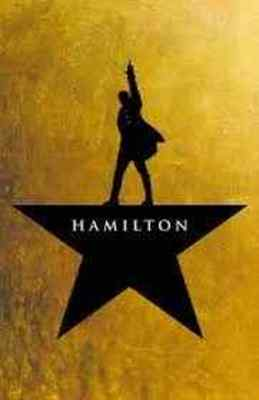 4 Tickets To Hamilton On Broadway (Includes Dinner At Bond 45)