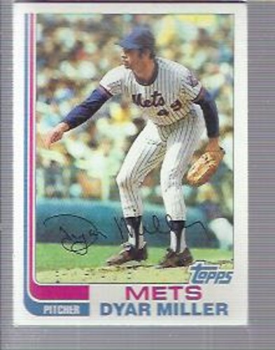 Photo of 1982 Topps #178 Dyar Miller