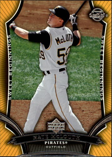 Photo of 2005 Sweet Spot #144 Nate McLouth SB RC