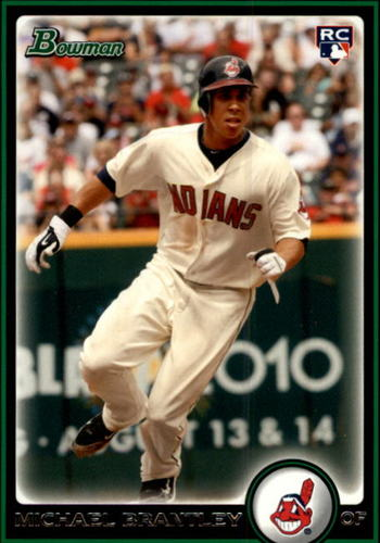 Photo of 2010 Bowman Draft #BDP90 Michael Brantley RC