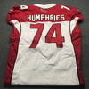 Crucial Catch - Cardinals D. J. Humphries Game Used Jersey Size 48 (10.14.18)