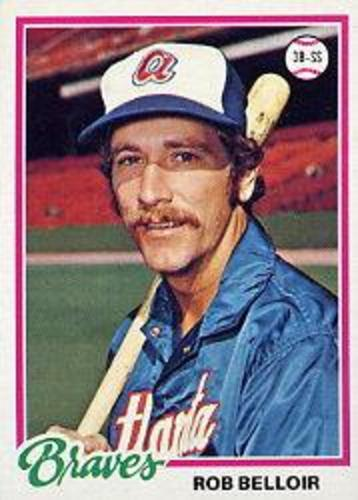 Photo of 1978 Topps #681 Rob Belloir