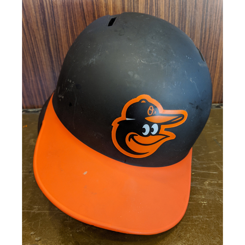 Photo of DJ Stewart - Team-Issued Road Batting Helmet
