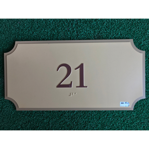 Photo of Minute Maid Park Stadium Suite 21 Sign