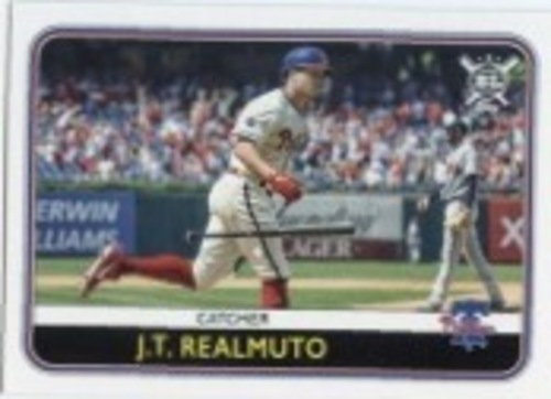 Photo of 2020 Topps Big League #52 J.T. Realmuto