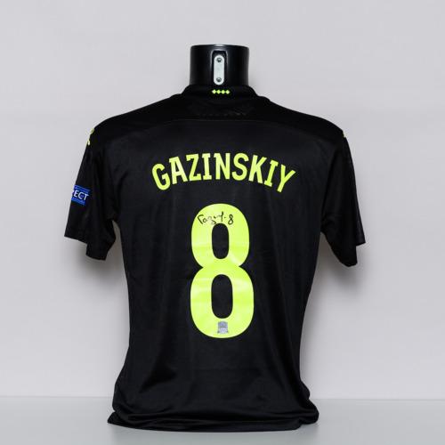 Photo of 20/21 FC Krasnodar Jersey - signed by Yury Gazinsky