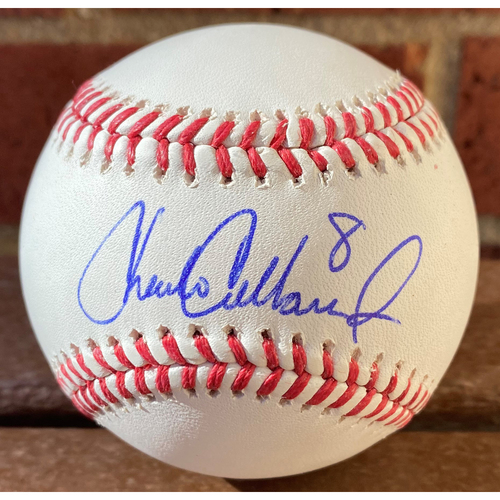 Photo of Charlie Culberson Autographed Baseball