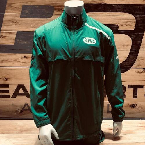 St. Pats Coach Issued FAN Skate Jacket Size XXL