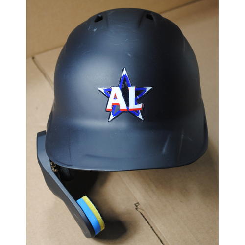 Photo of 2021 MLB All-Star Game -  Game-Used Batting Helmet - Jared Walsh