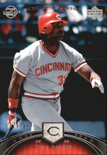 Photo of 2007 Sweet Spot Classic #24 Dave Parker