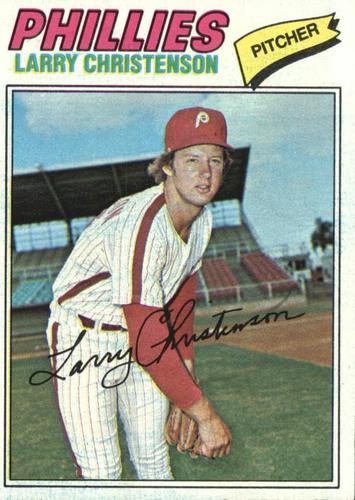 Photo of 1977 Topps #59 Larry Christenson