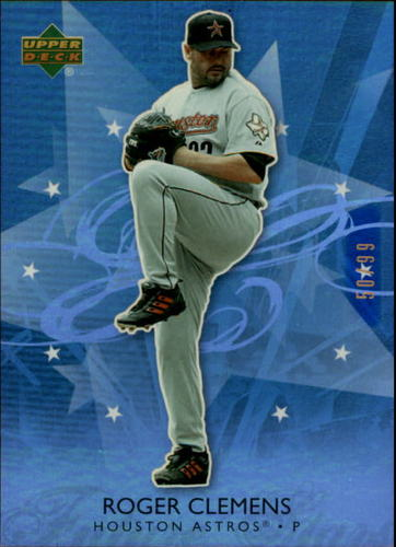 Photo of 2006 Upper Deck Future Stars Blue #29 Roger Clemens /99