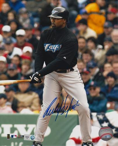 Photo of Carlos Delgado Autographed 8x10