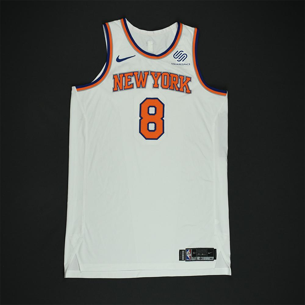 Michael Beasley - New York Knicks - NBA Christmas Day '17 Game-Worn Jersey