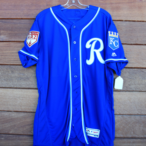 Photo of Team-Issued Jersey: Zach Lovvorn (Size 46)