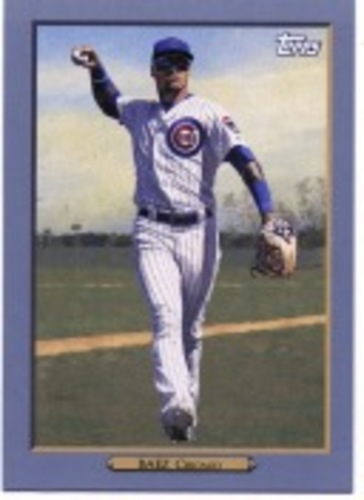 Photo of 2020 Topps Turkey Red '20 #TR20 Javier Baez