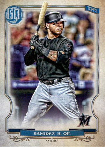 Photo of 2020 Topps Gypsy Queen #9 Harold Ramirez