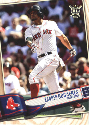 Photo of 2019 Topps Big League #45 Xander Bogaerts