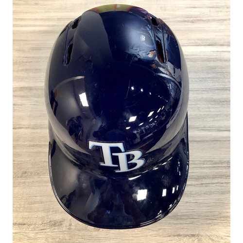 Photo of Team Issued Right-Flap Helmet: #61 (Number NOT MLB Authenticated)