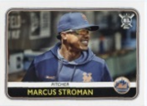 Photo of 2020 Topps Big League #53 Marcus Stroman
