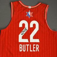 JimmyButler - 2020 NBA All-Star - Team Giannis - Autographed Jersey