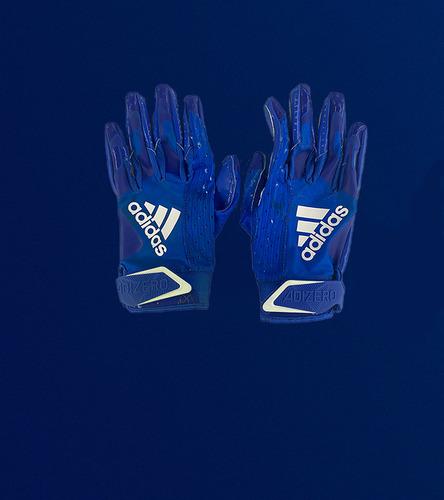 Photo of John Johnson III Game Used Gloves - (11/29/2020 VS. San Francisco 49ers)