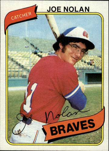 Photo of 1980 Topps #64 Joe Nolan