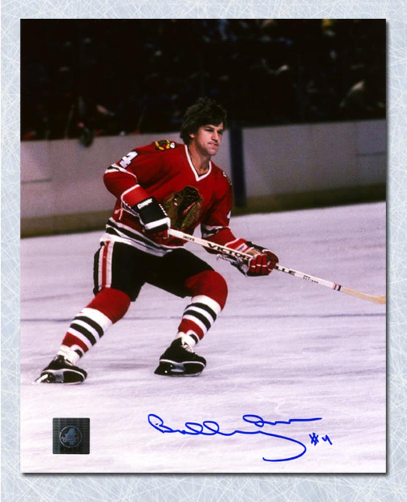 Bobby Orr Chicago Blackhawks Autographed 8x10 Photo: GNR COA