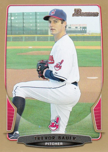 Photo of 2013 Bowman Gold #18 Trevor Bauer