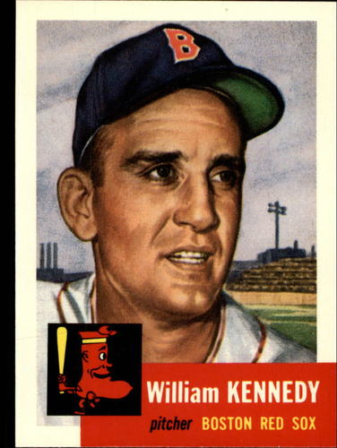 Photo of 1991 Topps Archives 1953 #94 Bill Kennedy