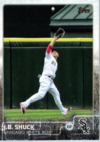 Photo of 2015 Topps Update #US296 J.B. Shuck