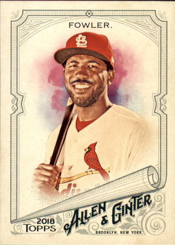 Photo of 2018 Topps Allen and Ginter #45 Dexter Fowler
