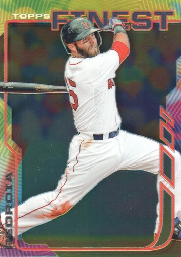 Photo of 2014 Finest #29 Dustin Pedroia