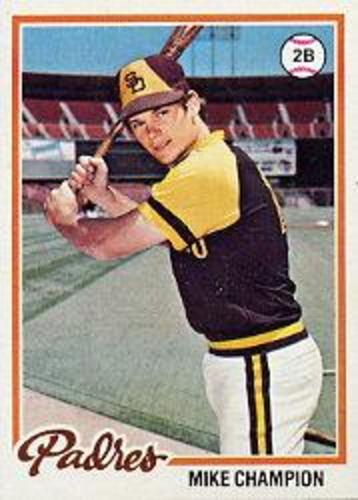 Photo of 1978 Topps #683 Mike Champion