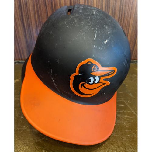 Photo of Anthony Santander - Team-Issued Road Batting Helmet