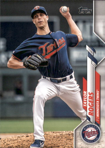 Photo of 2020 Topps #342 Taylor Rogers