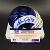 Legends - Rams Steven Jackson Signed Mini Helmet