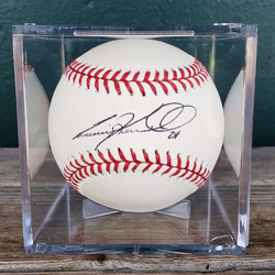 Photo of Craig Kimbrel Autographed Ball