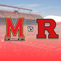 Photo of 4 Tickets For Rutgers vs Maryland