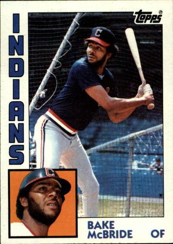 Photo of 1984 Topps #569 Bake McBride