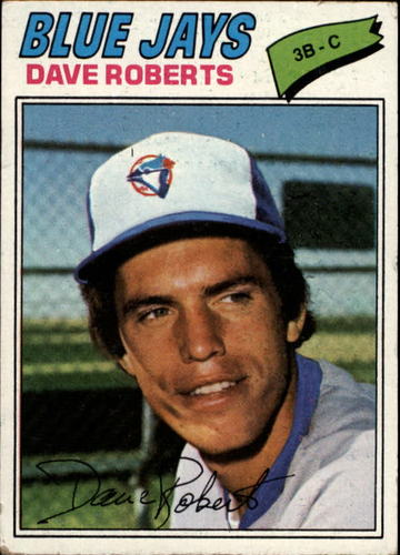 Photo of 1977 Topps #537 Dave Roberts
