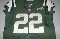 STS - JETS MATT FORTE GAME WORN JETS JERSEY (NOVEMBER 13, 2016)