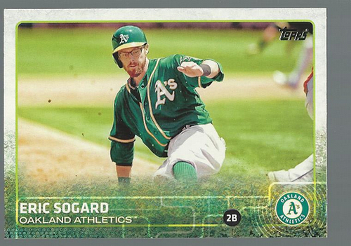 Photo of 2015 Topps #87 Eric Sogard