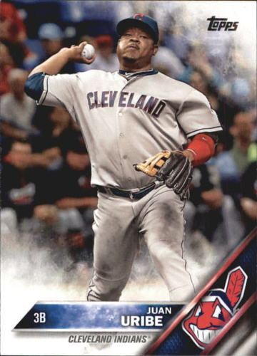 Photo of 2016 Topps Update #US32 Juan Uribe