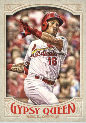 Photo of 2016 Topps Gypsy Queen #57 Kolten Wong