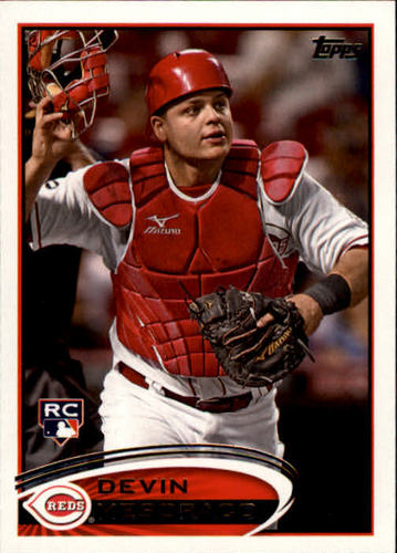 Photo of 2012 Topps #41 Devin Mesoraco Rookie Card