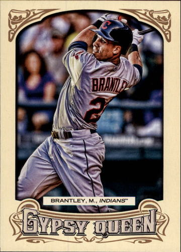Photo of 2014 Topps Gypsy Queen #246 Michael Brantley