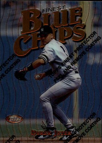Photo of 1997 Finest #15 Derek Jeter