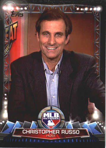 Photo of 2017 Topps MLB Network #MLBN8 Christopher Russo